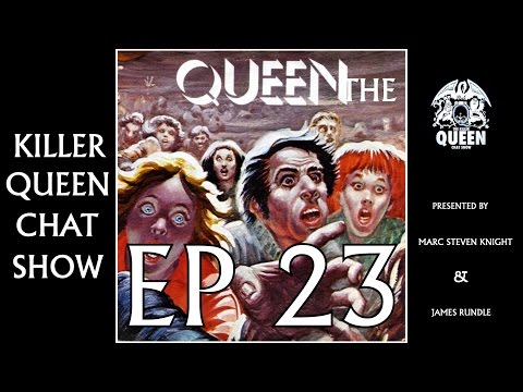 NEWS OF THE WORLD REVIEW PT 3 : The Killer Queen Chat Show Ep 23