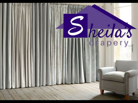 Custom Window Treatments in Calgary | Sheila's Drapery | 403-277-4988