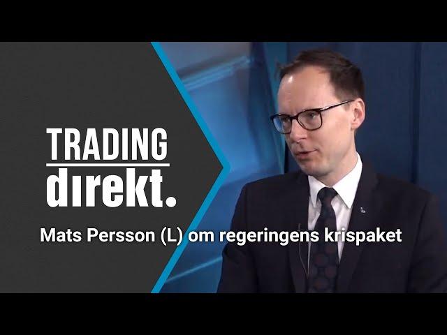 Trading Direkt 2020-03-17: Teknisk analys på oljebolag // Vad är riskerna med nya krispaketet?