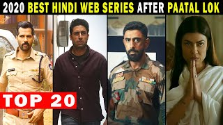 Top 20 Best Hindi Web Series 2020 After Asur & Paatal Lok | Best Of 2020