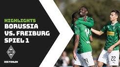 Testspiel gegen den SC Freiburg   Highlights Spiel 1