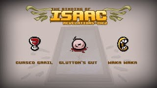 Binding of Isaac: Revelation Item - Cursed Grail, Glutton