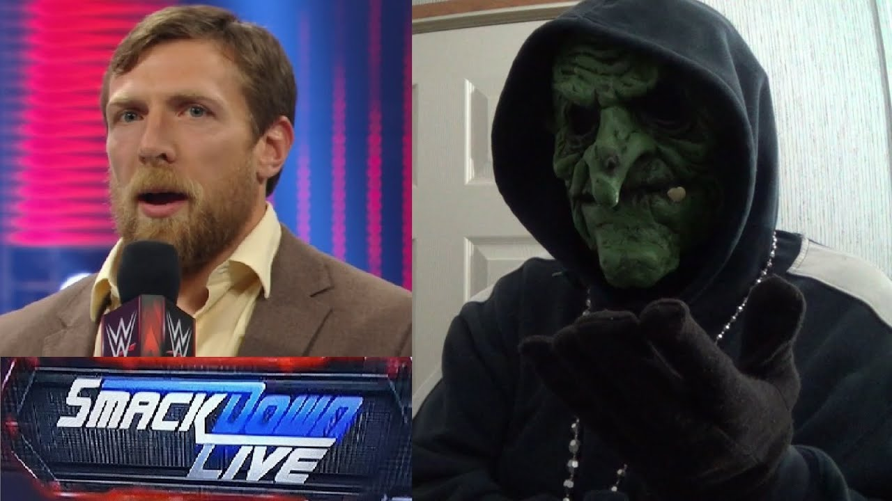 Daniel Bryan Becomes General Manager of WWE Smackdown Live ...