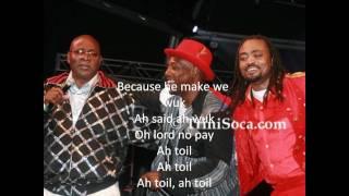 mighty Sparrow Im a slave With Lyrics