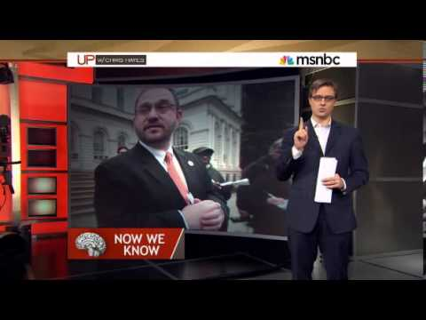 Chris Hayes on Andrew Cuomo, NY State Senate, and 2016