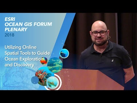 Utilizing Online Spatial Tools to Guide Ocean Exploration and Discovery