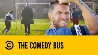 Joel Dommett Is A Full Kit W*nker | The Comedy Bus