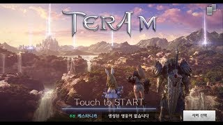 TERA M (KR) - (Android on PC) - Test NOX - Gameplay