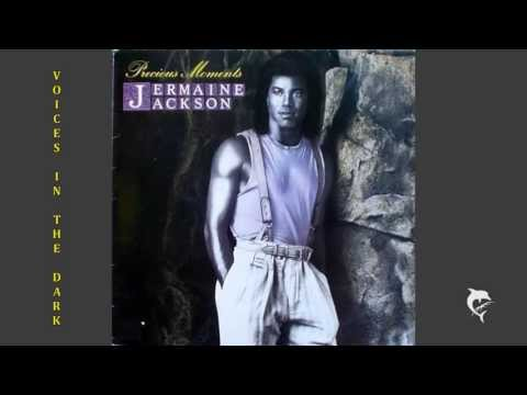 JERMAINE JACKSON - VOICES IN THE DARK