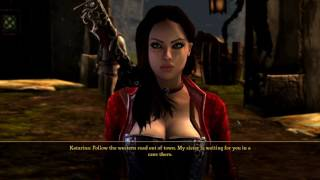 TBT- Dungeon Siege III Gameplay