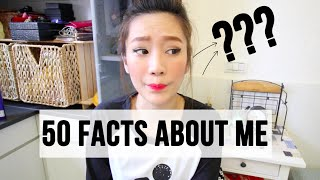 50 Facts About Me   了解我的五十個問題 TheKellyYang