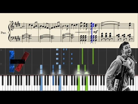 twenty one pilots: Trapdoor - Piano Tutorial + Sheets