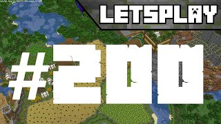 Minecraft - Letsplay #200 - World tour!!!!!
