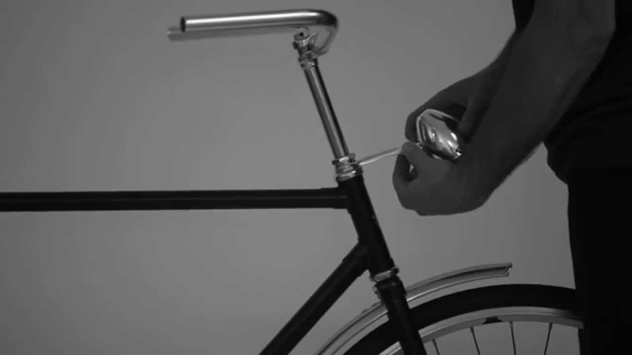 Cómo cambiar la Potencia y el Manillar de tu bicicleta clásica ...