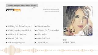 Cansu - Yoruldum  (Official Audio)