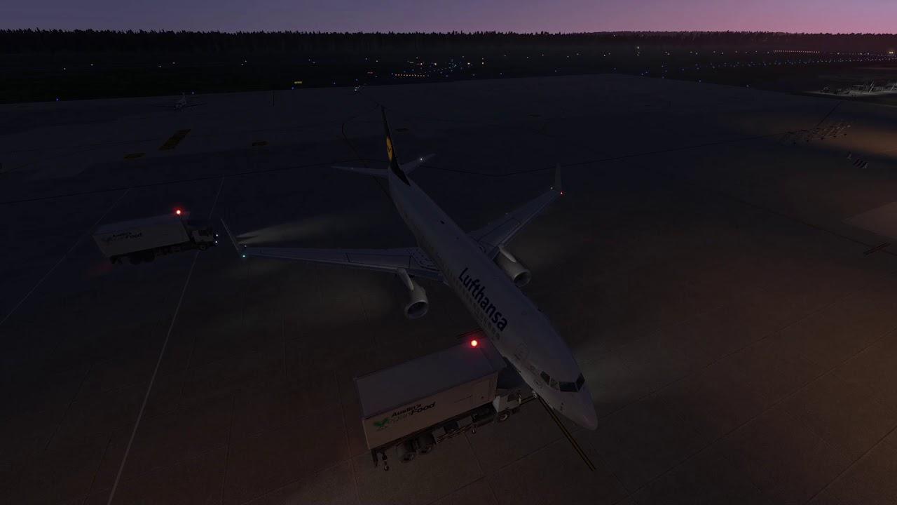 Flug Von Berlin Nach Nürnberg