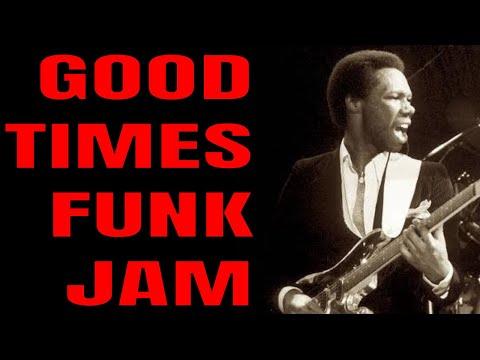 Chic 1970's Dorian Funk Backing Track [E Dorian - 107 bpm]
