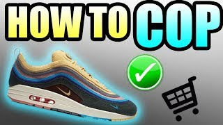 How To Get The SEAN WOTHERSPOON AIR MAX 1/97 ! | Air Max 1/97 Sean Wotherspoon Release Info !