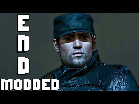 Modded Graphics Let's Play Watch Dogs - Ending (Lighthouse / Credits / Review) Gameplay