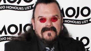 Roy Wood - Talks about Glam Rock, Little Richard, Proclaimers & more - Radio Broadcast 04/11/2013