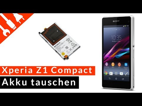 z1 compact akku reparatur sony xperia z1 compact batterie. Black Bedroom Furniture Sets. Home Design Ideas
