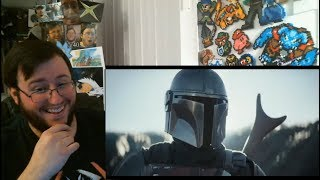 "Gors ""The Mandalorian"" Official Trailer REACTION"