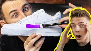 Custom Nike Air Force 1 dla DeeJayPallaside *SZOK*