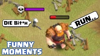 Clash of Clans Funny Moments Montage | COC Glitches, Fails, Wins, and Troll Compilation #25