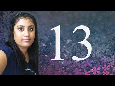 LUCKY NUMBER 13  - www.innerworldrevealed.com - Aditi Ghosh