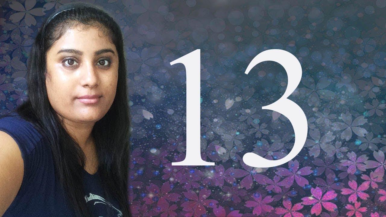 LUCKY NUMBER 13 - www.innerworldrevealed.com - Aditi Ghosh ...