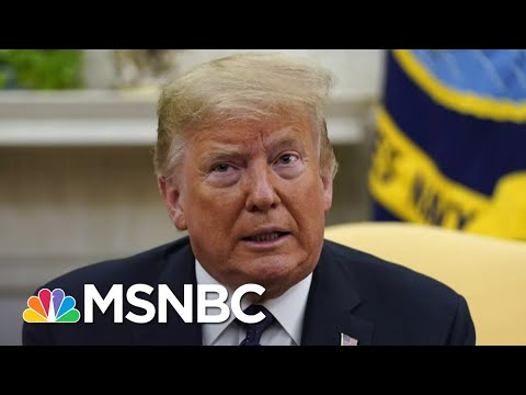 Trump's Niece Alleges He Uses 'Cheating As A Way Of Life' In New Book | The 11th Hour | MSNBC