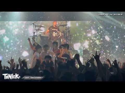 ToNick @ 3REE Live - Last Christmas 2013.08.30