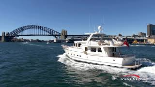 Fleming Yachts 58 (2017-) Test Video - By Boattest.com