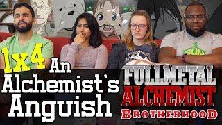 Fullmetal Alchemist: Brotherhood - 1x4 An Alchemists Anguish - Group Reaction thumbnail