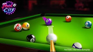 BILLIARDS CITY ANDROID GAMEPLAY FULL HD 1080p