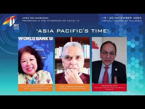 """APEC CEO DIALOGUES 2020 - Spotlight Session """"Asia Pacific's Time"""""""