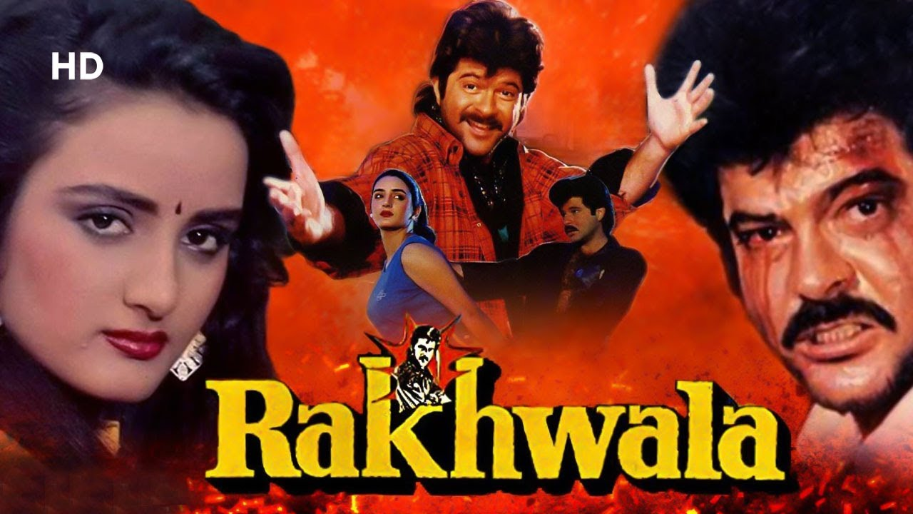 Download Rakhwala (HD)   90's Hits   Anil Kapoor   Farah Naaz   Shabana Azmi   Bollywood Action Movie