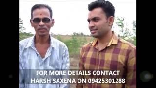 Visit to Drumstick or Moringa farm of Jayendra bhai in Baroda.......