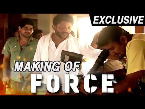 Force Movie Making | John Abraham And Genelia D'souza | Exclusive