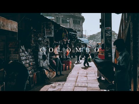 6 Hours in Colombo, Sri Lanka
