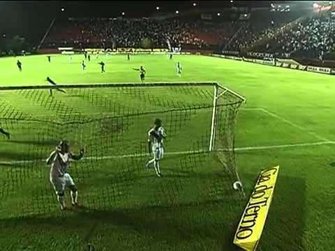 Gols - Vitória 5 x 3 América MG - (35ª Rodada) Campeonato Brasileiro Série B 2012