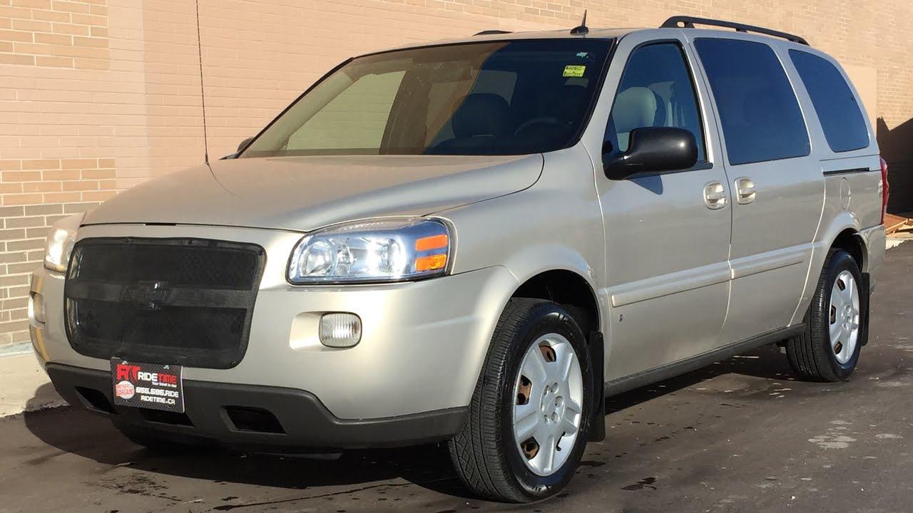 2008 Chevrolet Uplander LT - 7 Passenger, Power Windows & Locks ...