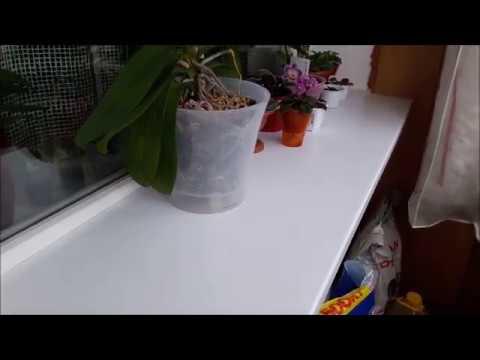 Как увеличить ширину пластикового подоконника своими руками