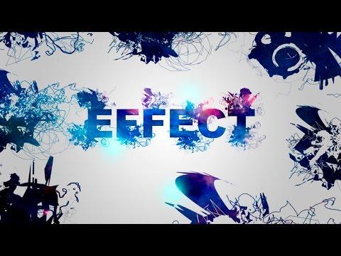 🔴  Эффекты в фотошопе с Текстом!!!