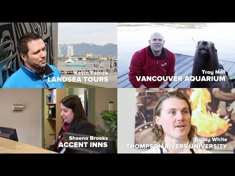 Why Work in BC's Tourism Industry?