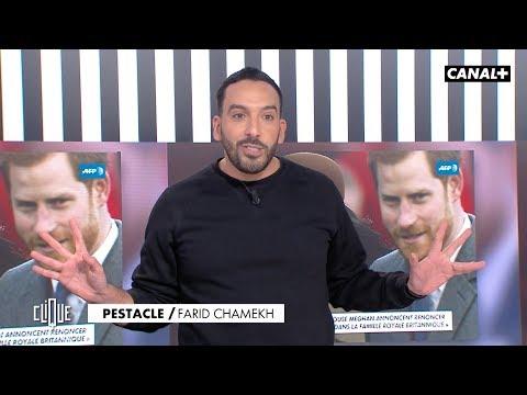 Farid Chamekh Trouve L'année 2020 Déjà Très Violente - Le Pestacle, Clique - CANAL+