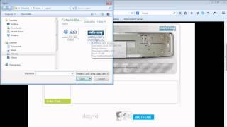 How To Build A Custom European License Plate Frame On Www.customvanityplates.com