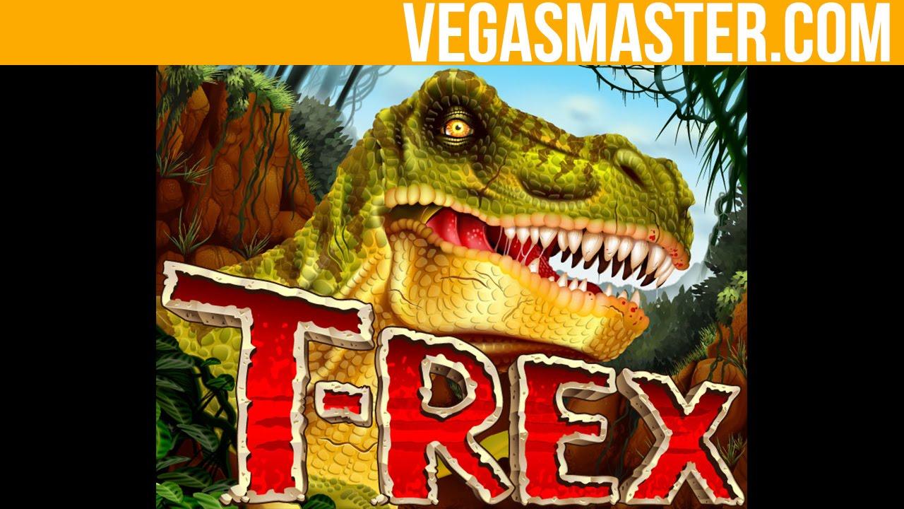 T-Rex Slot Machine