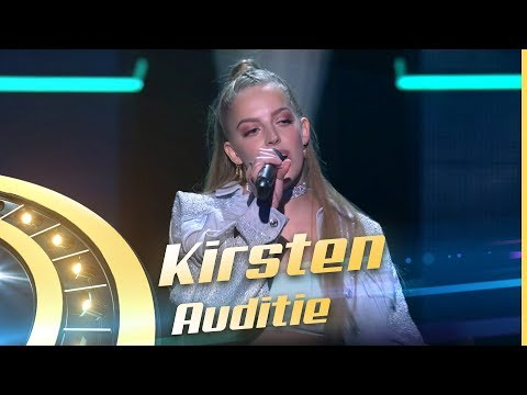 KIRSTEN - Just Dance  DanceSing  Audities