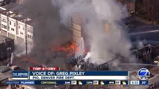 Thursday morning update on Denver fire investigation